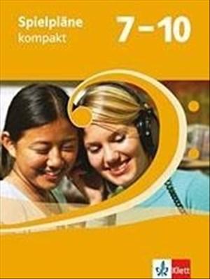 Spielpläne kompakt / Schülerbuch 7. bis 10. Klasse | Cover