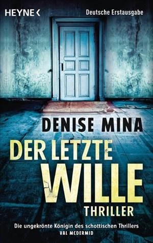 Der letzte Wille: Thriller | Cover
