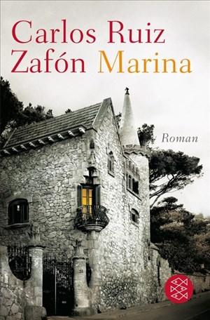 Marina. Roman (Hochkaräter) | Cover