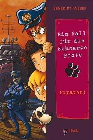 Ein Fall für die Schwarze Pfote: Piraten! (Kinderroman) | Cover