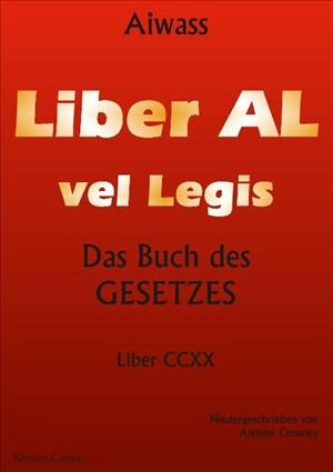 Liber Al vel Legis: Das Buch des Gesetzes   Cover