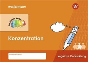 DIE BUNTE REIHE - Deutsch: Konzentration | Cover