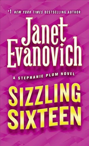 Sizzling Sixteen (Stephanie Plum Novels, Band 16) | Cover