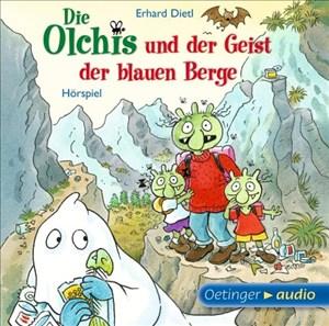 Die Olchis und der Geist der blauen Bergen (CD): Hörspiel | Cover