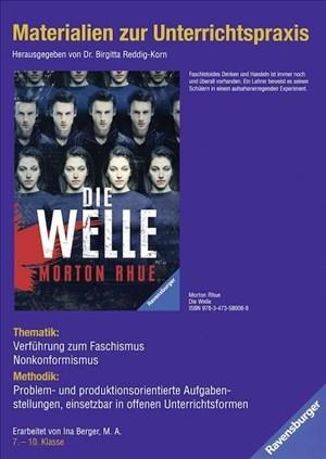 Materialien zur Unterrichtspraxis - Morton Rhue: Die Welle | Cover