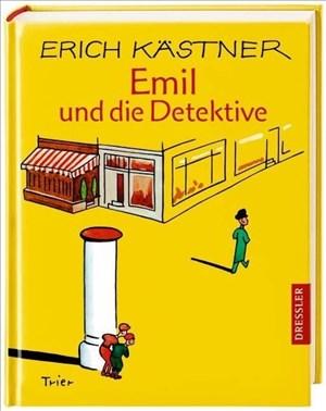 Emil und die Detektive. Ein Roman für Kinder | Cover