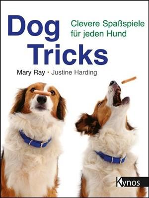 Dog Tricks: Clevere Spaßspiele für jeden Hund | Cover