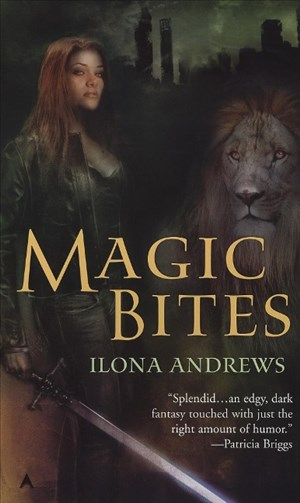 Magic Bites (Kate Daniels, Band 1) | Cover
