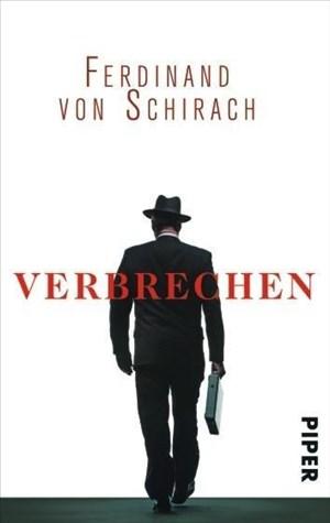 Verbrechen: Stories | Cover