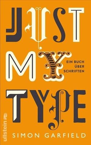 Just My Type: Ein Buch über Schriften | Cover
