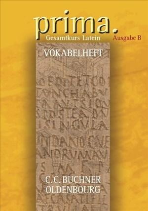 Prima B / prima B Vokabelheft   Cover