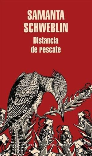 Distancia de rescate / Fever Dream (Literatura Random House) | Cover