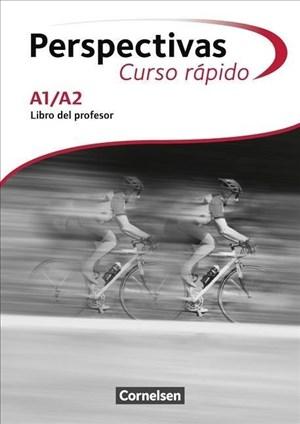 Perspectivas - Curso rápido: A1/A2 - Libro del profesor | Cover