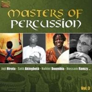 Masters of Percussion Vol.3   Cover