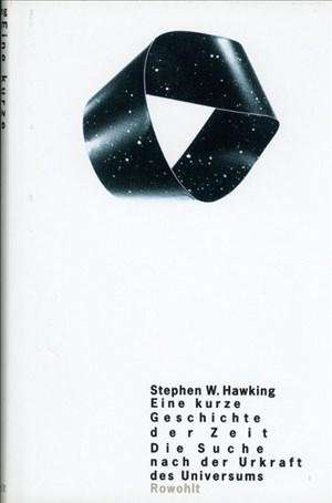 Eine kurze Geschichte der Zeit. Die Suche nach der Urkraft des Universums   Cover