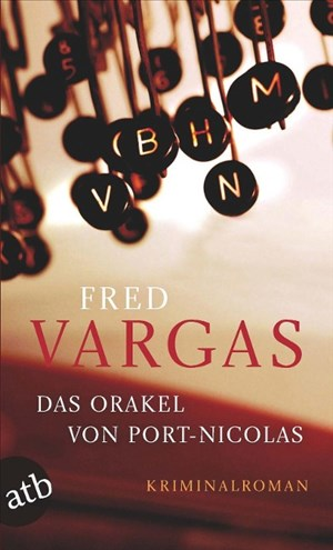 Das Orakel von Port-Nicolas. Kriminalroman | Cover