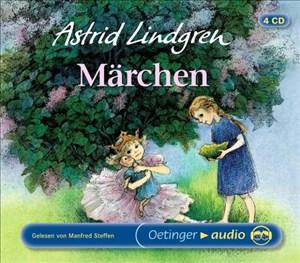 Märchen. 4 CDs . Lesung (Oetinger Audio) | Cover