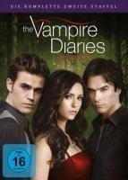 The Vampire Diaries - Die komplette zweite Staffel [5 DVDs]