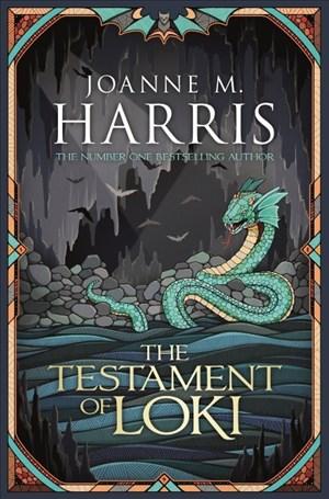 The Testament of Loki: Runes Novels 2 | Cover