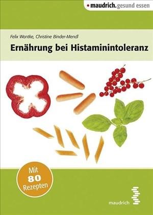 Ernährung bei Histaminintoleranz (maudrich.gesund essen)   Cover
