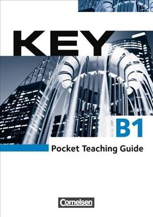 Key - Aktuelle Ausgabe: B1 - Paket für Kursleiter/-innen: Kursbuch mit Teaching Guide: Inkl. Kopiervorlagen | Cover