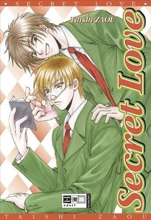 Secret Love   Cover