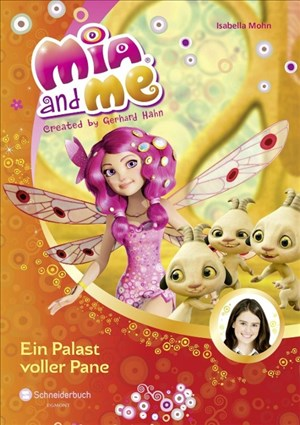 Mia and me, Band 12: Ein Palast voller Pane | Cover