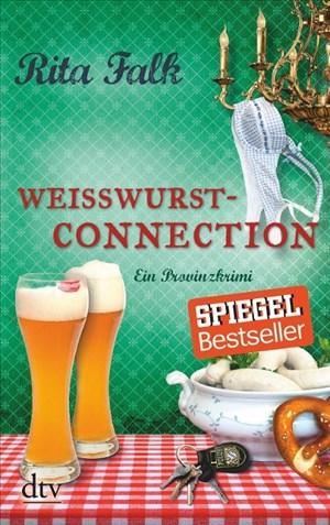 Weißwurstconnection: Der achte Fall für den Eberhofer Ein Provinzkrimi (Franz Eberhofer) | Cover