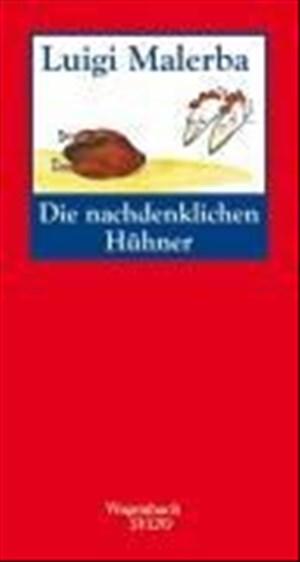 Die nachdenklichen Hühner (Salto) | Cover