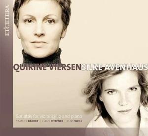 Sonaten für Cello und Klavier   Cover