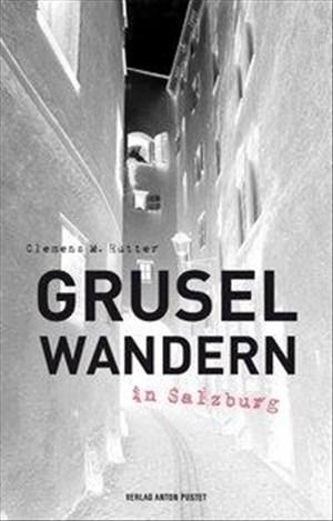 Gruselwandern in Salzburg   Cover
