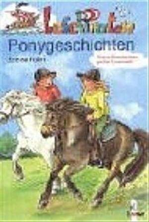 Lesepiraten - Ponygeschichten   Cover
