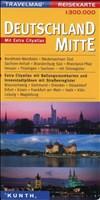 Reisekarte : Deutschland Mitte