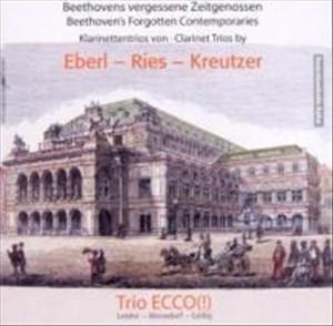 Beethovens Vergessene Zeitgenossen   Cover