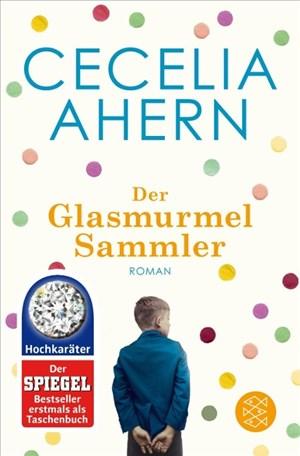 Der Glasmurmelsammler: Roman | Cover