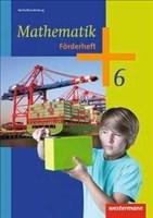 Mathematik - Ausgabe 2013 für das 5. und 6. Schuljahr in Berlin und Brandenburg: Förderheft 6