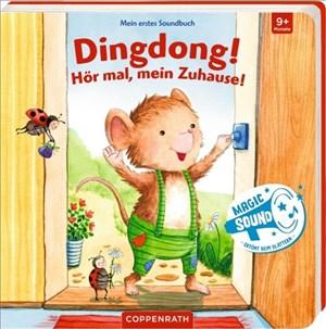 Mein erstes Soundbuch: Dingdong! Hör mal, mein Zuhause! | Cover