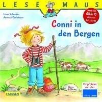 Conni in den Bergen (LESEMAUS, Band 132)