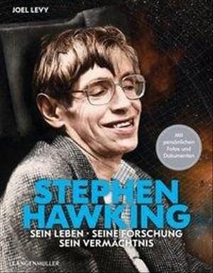 Stephen Hawking: Sein Leben, seine Forschung, sein Vermächtnis | Cover