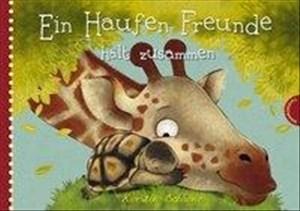 Ein Haufen Freunde hält zusammen | Cover