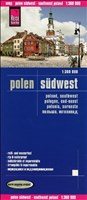 Reise Know-How Landkarte Polen, Südwest (1:360.000): world mapping project