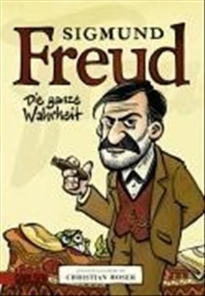 Sigmund Freud - Die ganze Wahrheit | Cover