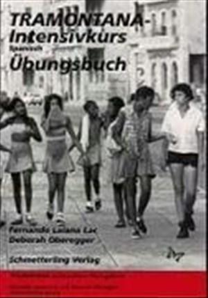 Tramontana: Intensivkurs Spanisch, Übungsbuch | Cover