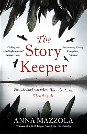 The Story Keeper | Cover