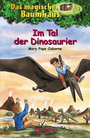Das magische Baumhaus, Im Tal der Dinosaurier | Cover