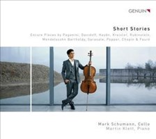 Short Stories - Stücke für Cello & Klavier