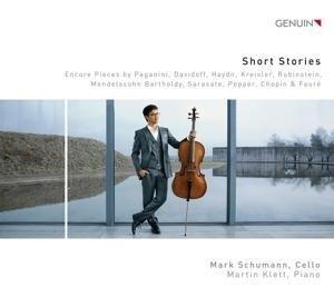 Short Stories - Stücke für Cello & Klavier | Cover