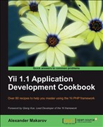 Yii 1.1 Application Development Cookbook (English Edition)