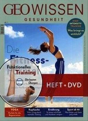 GEO Wissen Gesundheit / GEO Wissen Gesundheit mit DVD 7/18 - Die Fitness-Formel: DVD: Bodyweight Training - Die besten Übungen & Workouts mit dem eigenen Körpergewicht | Cover
