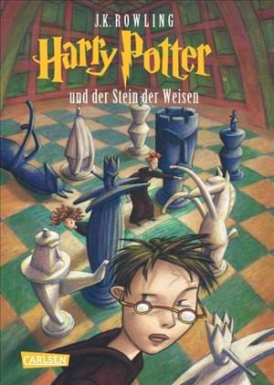Harry Potter und der Stein der Weisen | Cover